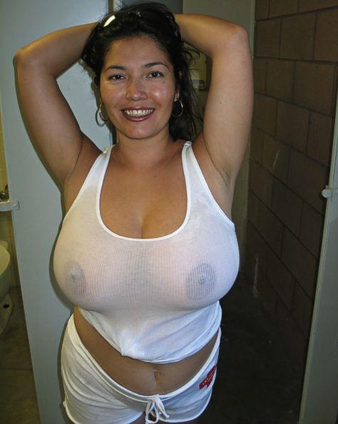 fuko wet t shirt fantasies, two