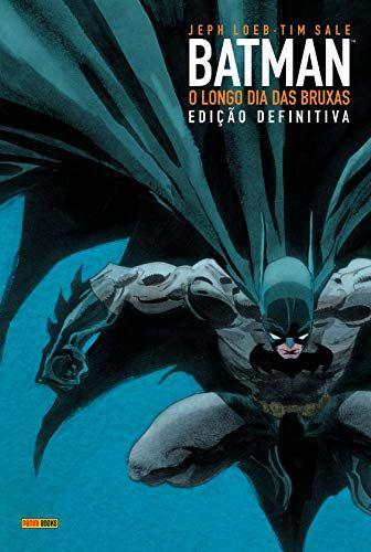 Batman O Longo Dia Das Bruxas Edicao Definitiva Por J Https