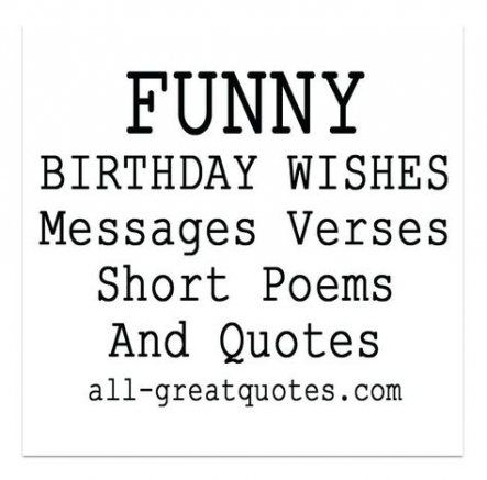 Birthday Wishes For A Friend Quotes In Hindi 52 Ideas Funny Wishes Short Birthday Wishes Funny Birthday Poems
