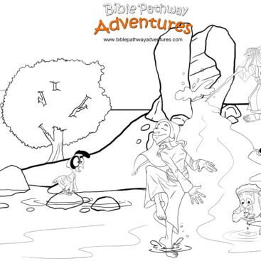 Free Bible Activities For Kids Bible Coloring Pages Bible