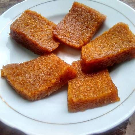 Resep Wajik Gula Merah Oleh Fithree12 Resep Resep Makanan Penutup Resep Makanan Makanan