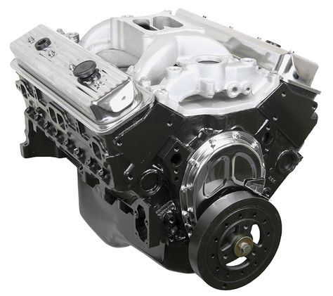BluePrint Engines 383CI Stroker Crate Engine Small Block GM Style - best of jegs blueprint crate engines
