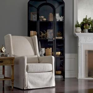 Four Hands Swivel Wing Chair In 2020 Wing Chair Furniture