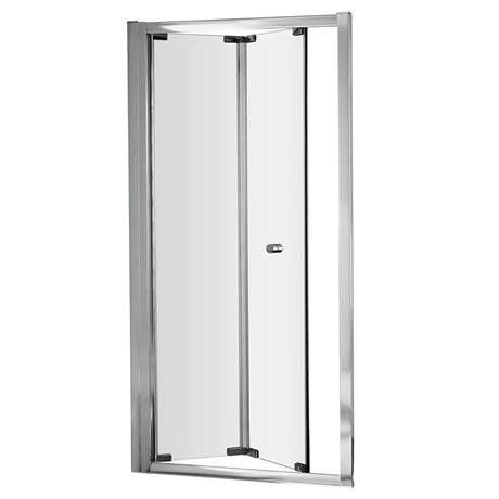 Newark 1850mm Bi Folding Shower Door Various Sizes At Victorian Plumbing Uk Shower Doors Bifold Shower Door Shower