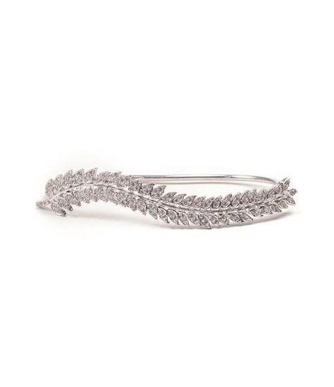 'Leaf' ring