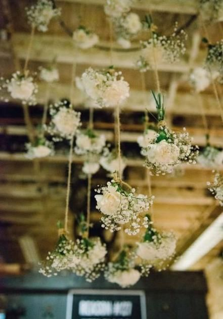 30 Cheap And Lovely Hanging Ceiling Winter Decoration Ideas Wedding Ceiling Decorations Hanging Wedding Decorations Hanging Flowers Wedding