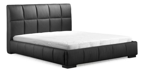 amelie-black-king-bed.png (1000×513) | For the Home | Pinterest