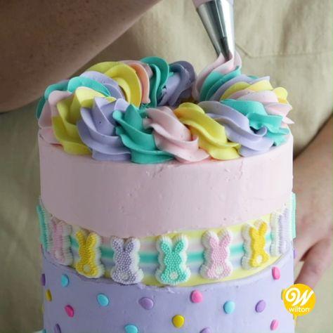 REDUCED Zig Zag Cake Edges Silicone Mould