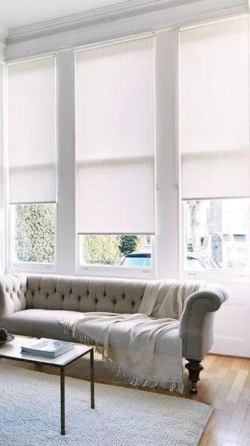 13 Best Types Of Window Treatments For Your House 2020 Living Room Blinds Window Coverings Bedroom Window Treatments Bedroom,Living Room Seashell Benjamin Moore