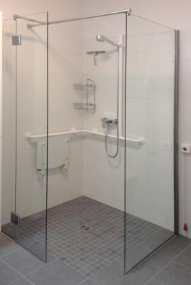 Barrierefreie Dusche Ebenerdige Dusche Dusche Renovieren Badezimmer Dusche Fliesen