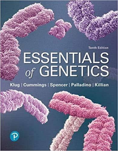 Essentials Of Genetics 10th Edition Ebook Essentials Conceptual Understanding Genetics