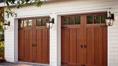 4 Tips For Buying A New Garage Door Garage Pinterest Front