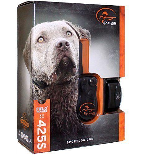 Sportdog Brand Fieldtrainer Stubborn Dog Remote Trainer Training