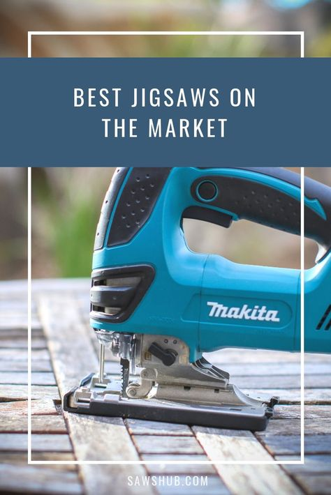 Learn the best jig saw for every use, whether woodworking, DIY home improvement projects, or just general all-purpose house tasks. If you need a new power saw for your DIY projects , this tool review will help you make the top selection. #sawshub #saw #jig #DIY #woodworking #tools