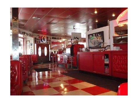 Rocky Cola Cafe - Montrose ~ My best friend and I saw Kevin Costner here with his family circa early 1980s.  He was even better looking in person!