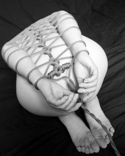 Rope Self Bondage Door