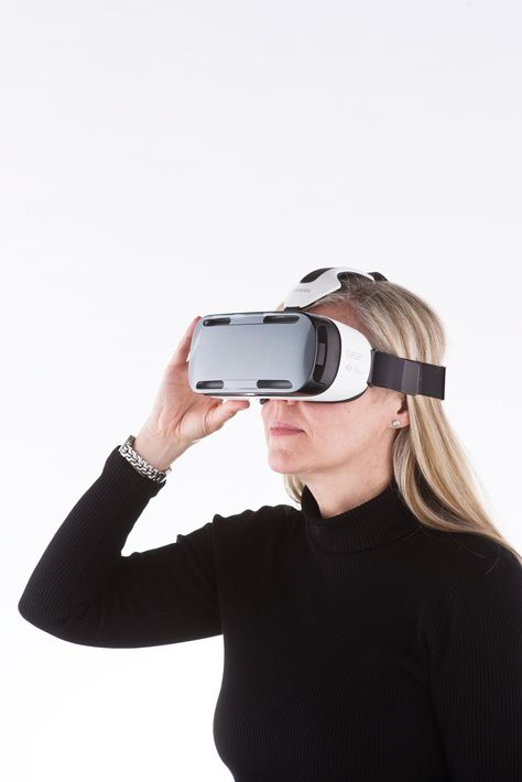 VR can be a double-edged sword. On the one hand we can go anywhere virtually. On the other hand we may never go outside again.