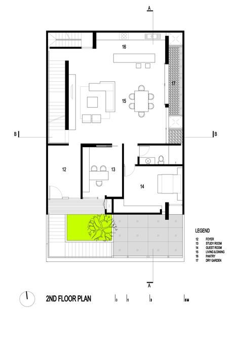 Gallery Of Leo House Edha Architects 22 Leo House Floor Plans Arch Daily House