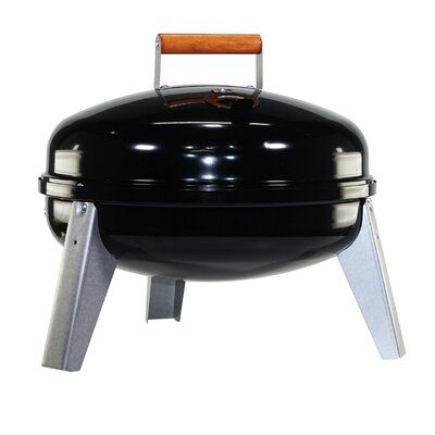 Meco Corporation 19 Americana Charcoal Grill Grilling Charcoal