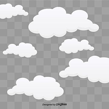 Beautiful Png Vector Psd And Clipart With Transparent Background For Free Download Pngtree Cloud Vector Png Cartoon Clouds Cloud Vector