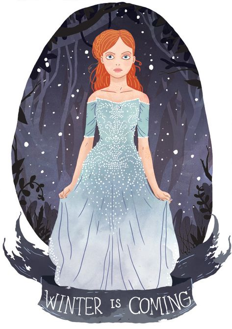 Sansa Stark ~The Ladies of Ice and Fire