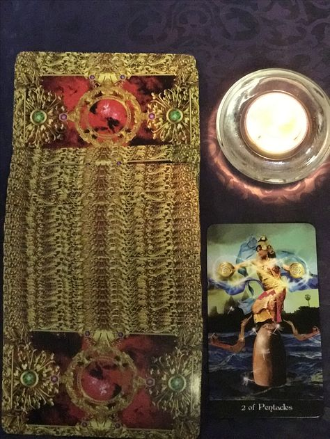 If we take the time to balance everything correctly we will find that we can make the correct decision.  #tarot #dailypull #apokalypsistarotdeck