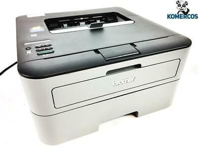 Printer Brother Hl L2305w Page Count 902 In 2020 Printer Laundry Machine Washing Machine