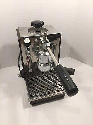 Cremina Olympia Espesso Maker 1990 S Coffee Geek Maker Espresso Maker