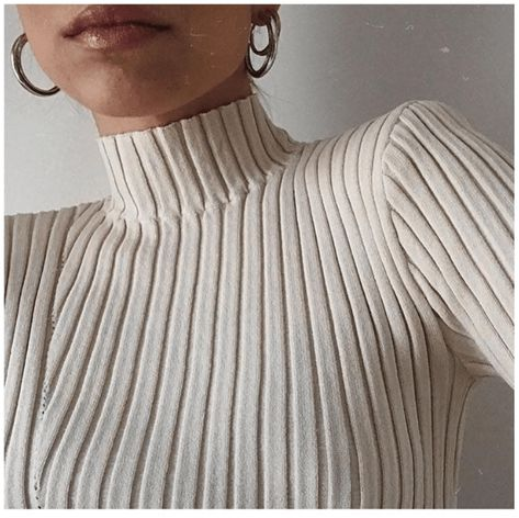 Turtleneck Tops For Staying Warm While Looking Cool: Winter Basic Essentials