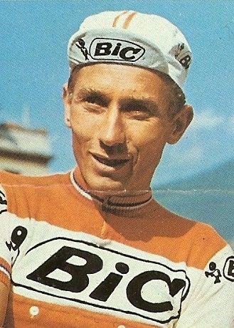 Bic / Jacques Anquetil
