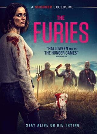 Las Furias The Furies Pelicula Fury Dvd Hunger Games