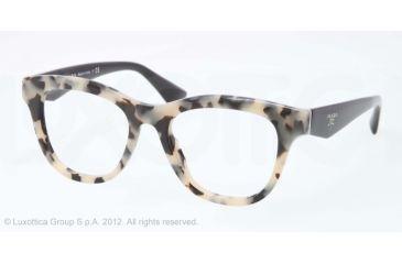 a9c4f9505322 prada eyeglass frames for women blue plastic | Prada PR04QV Eyeglass Frames  KAD1O1-49 - White Havana Frame | Eyeglass Frames in 2019 | Prada eyeglasses,  ...