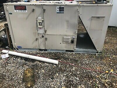 Ad Ebay Lennox 10 Ton Gas Package Unit In 2020 Heating And Cooling Units Cooling Unit Air Conditioner Brands