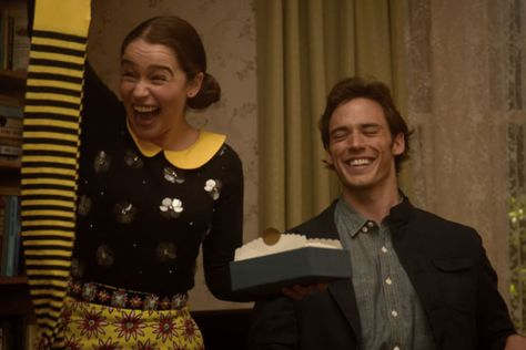 Emilia Clarke's Outfits in Me Before You: An Abomination