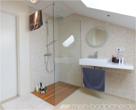 41 besten Duschen Bilder auf Pinterest Ideen, Fußböden und - badezimmer ideen fr kleine bder