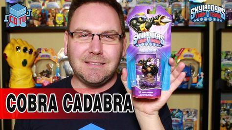 Skylanders 101 COBRA CADABRA #skylanders #toys #collecting #videogame