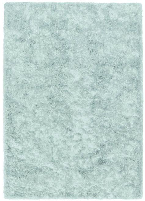 Teppich Schoner Wohnen Harmony Eisblau Graphisme