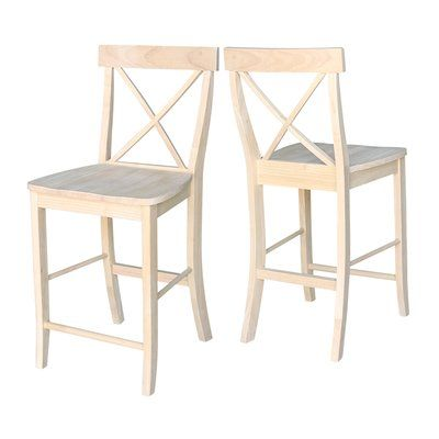 Birch Lane Heritage Fortunata Bar Counter Stool Color