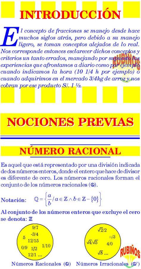 22 Ideas De Matemática Fracciones Matematicas Fracciones Fracciones Para Primaria