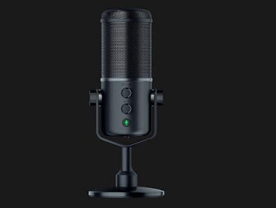 Your Business Blog Real Razer Seiren Elite Usb Digital Microphone Razer Microphone Usb