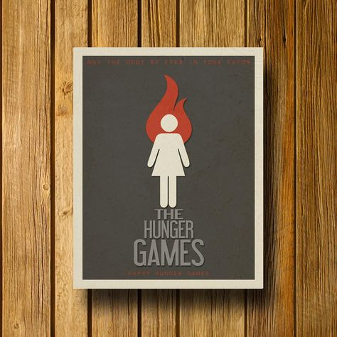"Hunger Games Trilogy - 3 Prints 11"" x 14"" - The Hunger Games, Catching... ($33) ❤ liked on Polyvore"