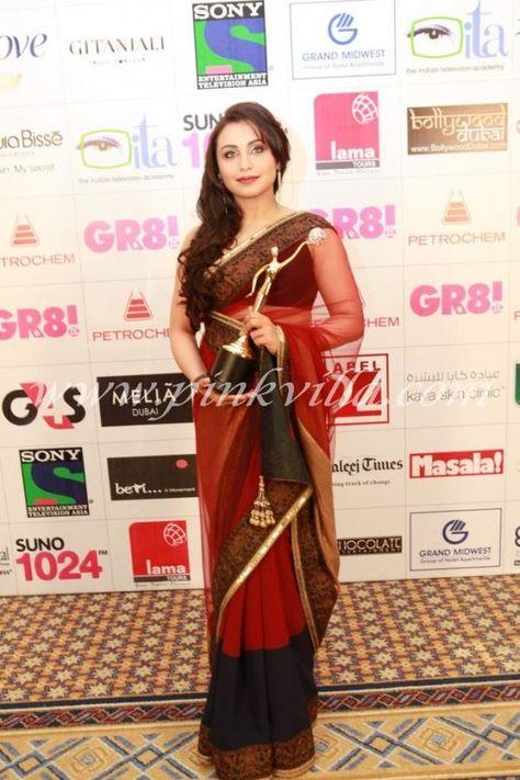 Karishma Kapoor, Juhi Chawla, Rani Mukerji & Urmila Matondkar at GR8 Women Awards | PINKVILLA