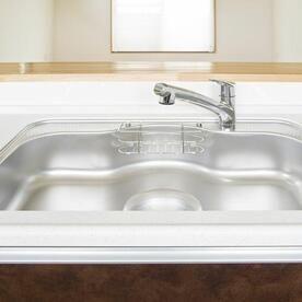 シンク周りの洗剤やスポンジはどう置く スッキリ清潔な置き方 シンク シンク下 シンク下の収納
