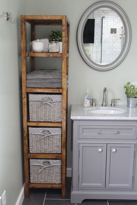 DIY Linen Tower – Free Build Plans DIY Linen Tower – Free Plans – Handmade Weekly Related posts: DIY Furniture Plans to Build a Bathroom Linen Tower Mission Furniture, Diy Furniture Plans, Furniture Projects, Wood Furniture, Barbie Furniture, Garden Furniture, Furniture Design, Minecraft Furniture, Bathroom Furniture