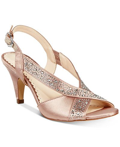 Vince Camuto Jenika Beaming Blush Knotted Ankle Strap Sandals Multisizes