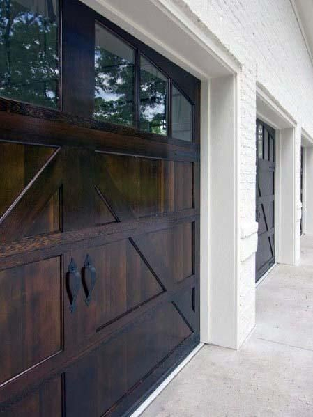 Top 70 Best Garage Door Ideas Exterior Designs Garage Door Design Garage Doors Best Garage Doors