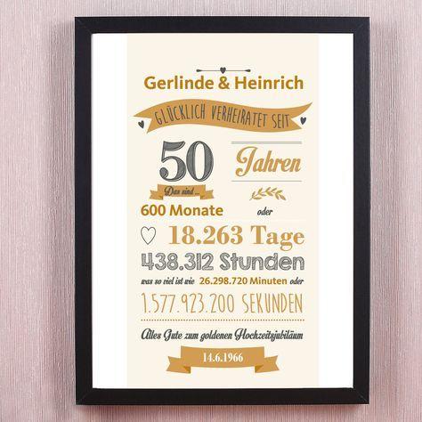 Geschenke Online De Geschenke Zur Goldenen Hochzeit Goldene Hochzeit Hochzeitstag Bilder