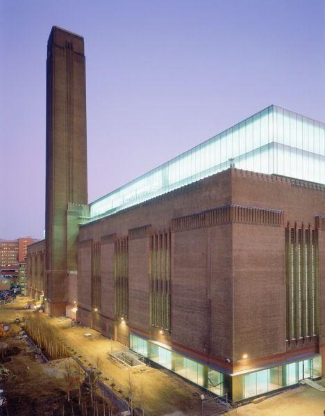 Tate Modern Exterior Google Search Modern Exterior Industrial Decor Furniture Decor