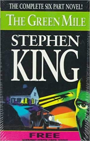 The Green Mile By Stephen King With Images Books Stephen King