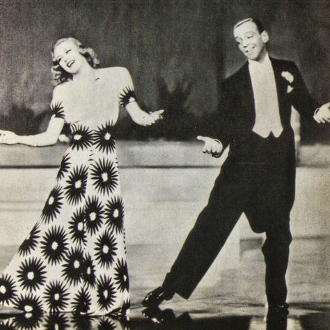 Fred Astaire Ginger Rogers En Ritmo Loco Shall We Dance 1937 Fred Astaire Ginger Rogers Fred And Ginger